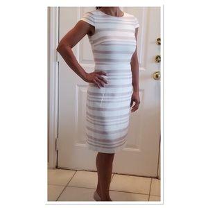 J Crew Stripped Dress